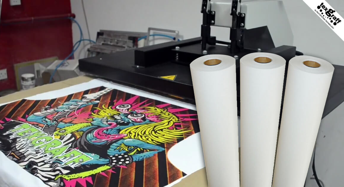 right sublimation paper